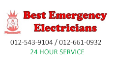 best emergency electrician cent ad