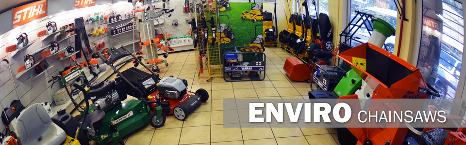 enviro chainsaws lawnmower repairs midrand