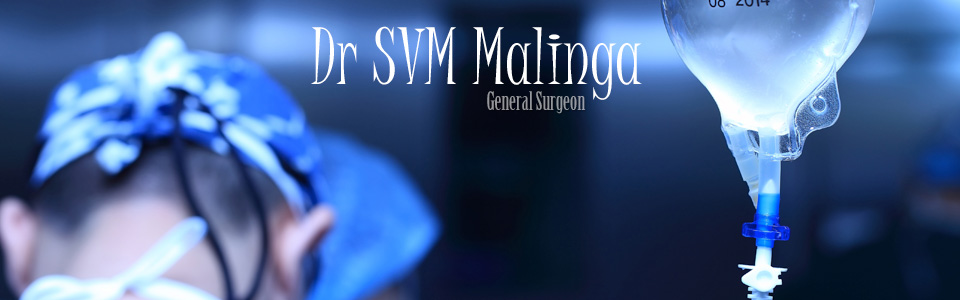 dr svm malinga general surgeon edenvale bedfordview midrand